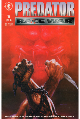 Predator: Race War #1