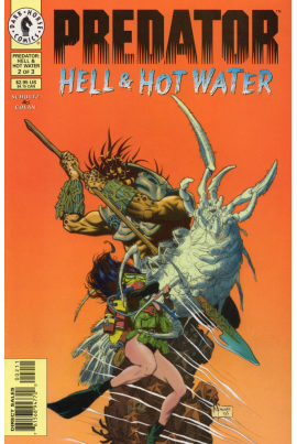 Predator: Hell & Hot Water #2