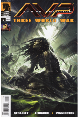 Aliens vs. Predator: Three World War #5