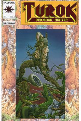 Turok, Dinosaur Hunter #1