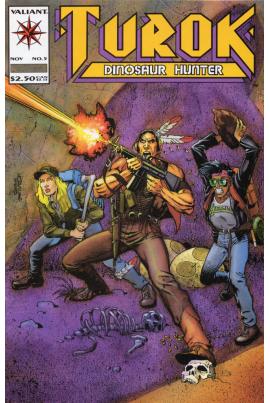 Turok, Dinosaur Hunter #5
