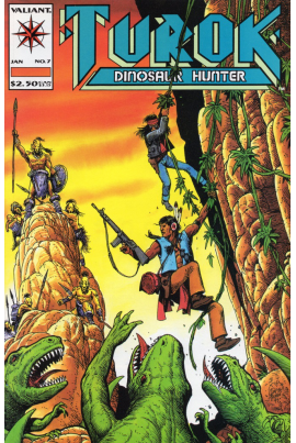 Turok, Dinosaur Hunter #7