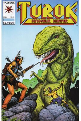 Turok, Dinosaur Hunter #8
