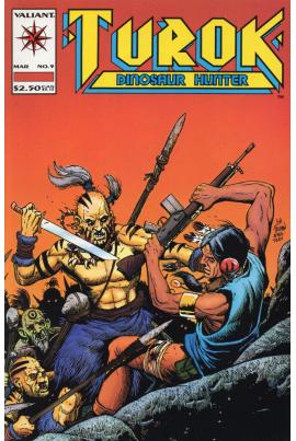 Turok, Dinosaur Hunter #9