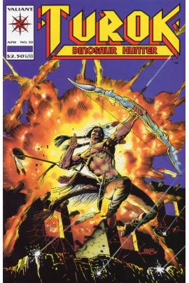 Turok, Dinosaur Hunter #10