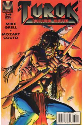 Turok, Dinosaur Hunter #34