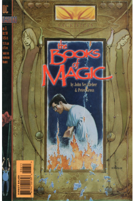 The Books of Magic #6