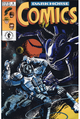 Dark Horse Comics #3