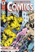 Dark Horse Comics #21