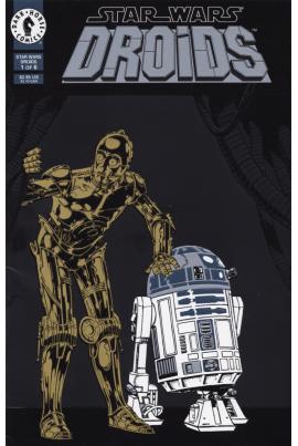 Star Wars: Droids #1