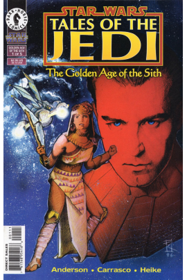 Star Wars: The Golden Age of the Sith #1