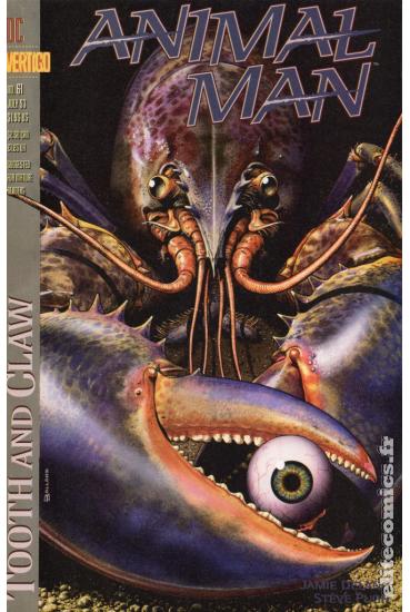 Animal Man #61