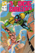Judge Dredd #15 [UK issue]