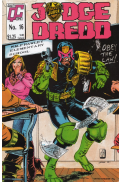 Judge Dredd #16 [UK issue]