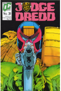 Judge Dredd #20 [UK issue]