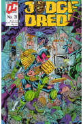 Judge Dredd #21 [UK issue]