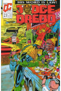 Judge Dredd #23 [UK issue]