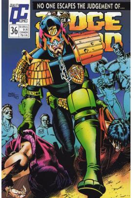 Judge Dredd #36