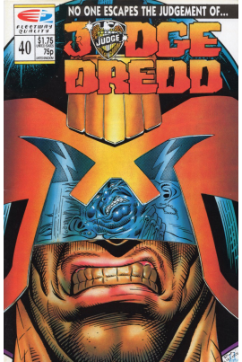 Judge Dredd #40