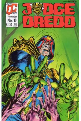 Judge Dredd #10 [US variant]
