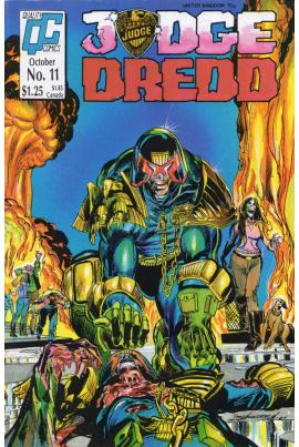 Judge Dredd #11 [US variant]