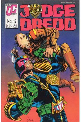 Judge Dredd #12 [US variant]