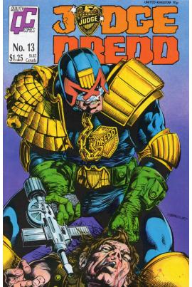 Judge Dredd #13 [US variant]