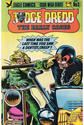 Judge Dredd: The Early Cases #3