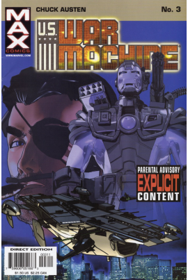 U.S. War Machine #3