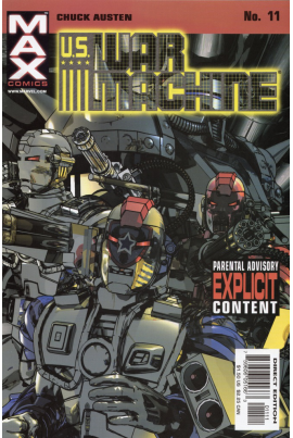 U.S. War Machine #11