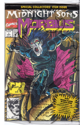 Morbius: The Living Vampire #1 (polybag scellé)