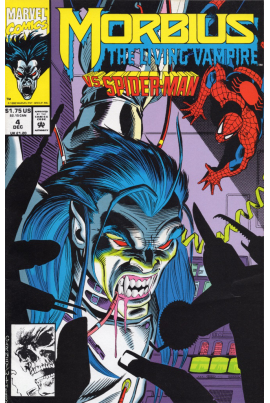 Morbius: The Living Vampire #4
