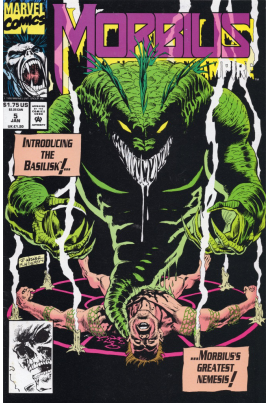 Morbius: The Living Vampire #5
