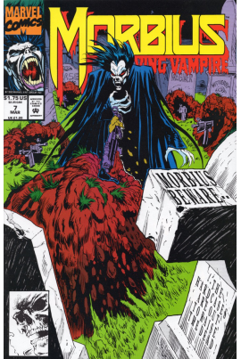 Morbius: The Living Vampire #7