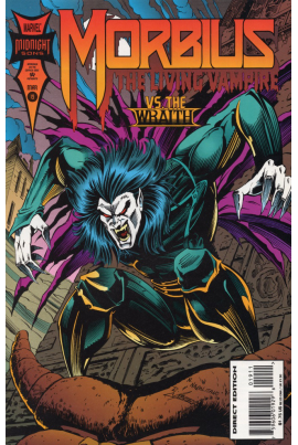 Morbius: The Living Vampire #19