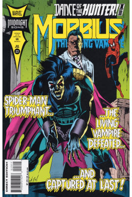 Morbius: The Living Vampire #23