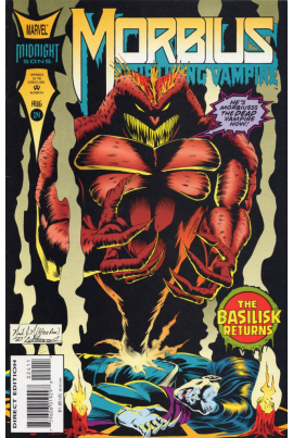 Morbius: The Living Vampire #24