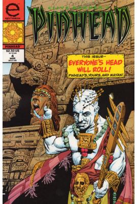 Clive Barker's Pinhead #4