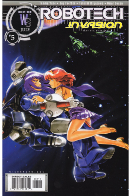 Robotech: Invasion #5
