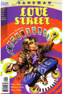 The Sandman Presents: Love Street #1