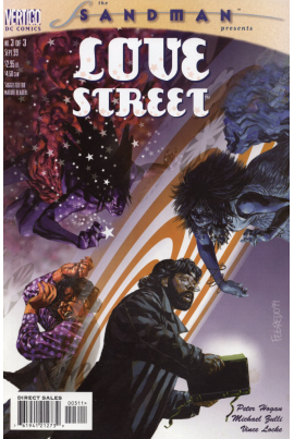 The Sandman Presents: Love Street #3