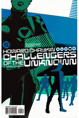 Challengers of the Unknown #4