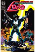 Lobo: Unamerican Gladiators #4