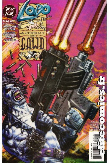 Lobo: A Contract on Gawd #1