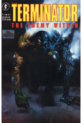 The Terminator: The Enemy Within #1