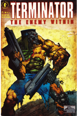 The Terminator: The Enemy Within #2