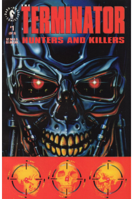 The Terminator: Hunters and Killers #1