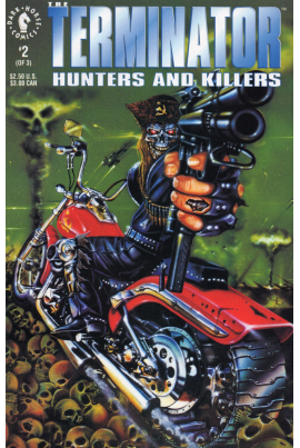 The Terminator: Hunters and Killers #2