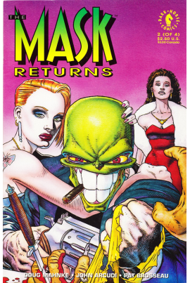 The Mask Returns #2
