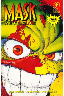 The Mask Returns #4
